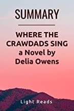 Summary: Where the Crawdads Sing a Novel by Delia Owens
