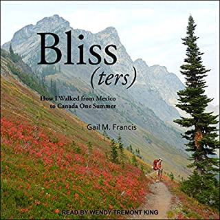 Bliss(ters) audiobook cover art
