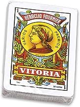 Fournier-Nº12 Baraja española de 50 Cartas empaquetada en