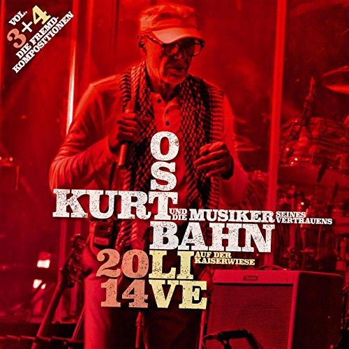 2014 live auf der Kaiserwiese. Vol. 3 & 4 - Die Fremdkompositionen