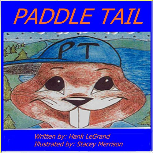 Paddle Tail audiobook cover art