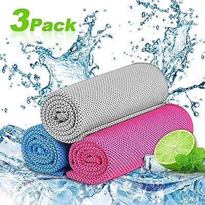 Nasharia Cooling Towel für