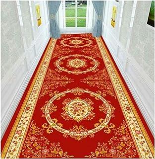 Non-Slip Carpet YANZHEN Hallway Runner Rugs Water Absorption Non-Slip Backing Antifouling Odorless Blended Fiber Front Doo...