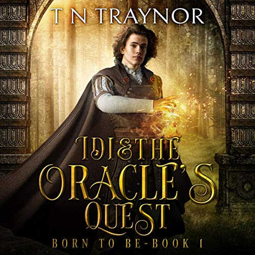 Idi & the Oracle's Quest  By  cover art