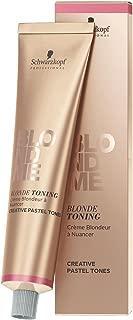 Schwarzkopf BlondeMe Blonde Toning Creative Pastel Tones Steel Blue 60ml