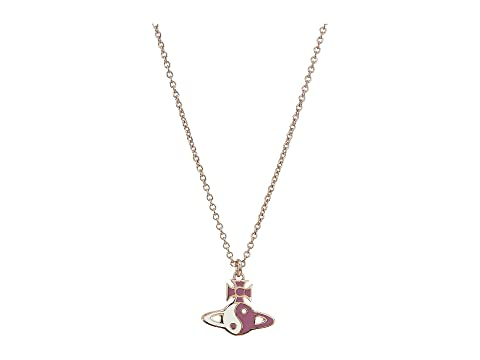 Vivienne Westwood Yin Yang Pendant Necklace