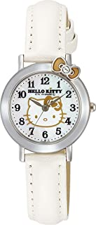 Hello Kitty Classic Ribbon Watch (White) -Hello Kiity Watch (Lady / Girls