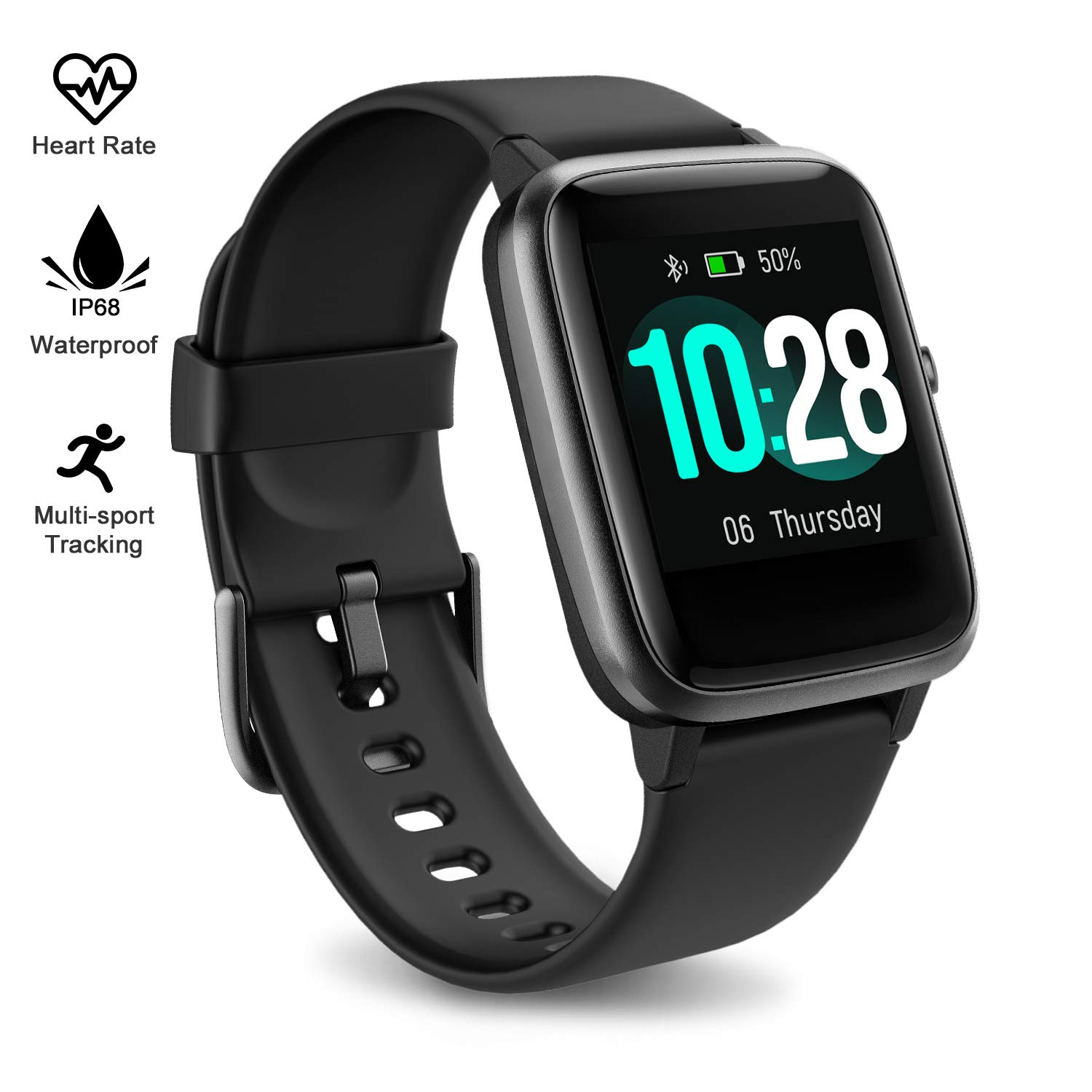 Fitpolo Fitness Tracker Watch Monitor
