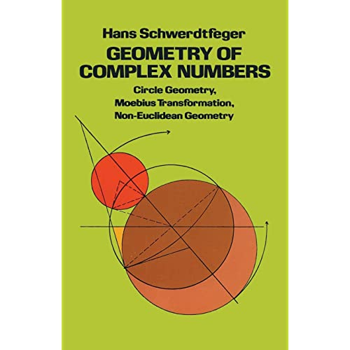 Geometry of Complex Numbers (Dover Books on Mathematics)