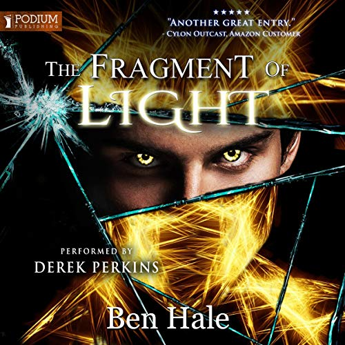 The Fragment of Light audiobook cover art