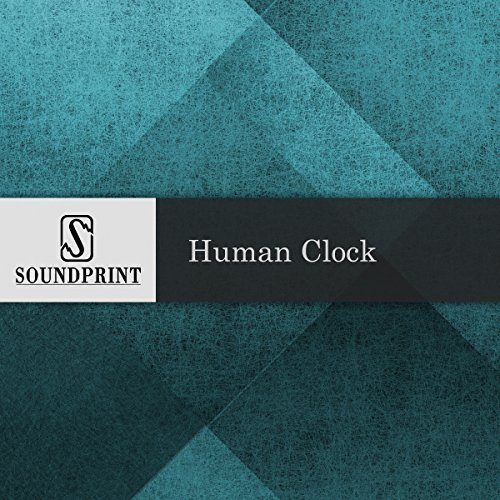 Human Clock audiobook cover art