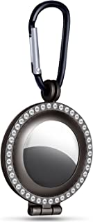 QUANFUN Premium Metal Case with Key Ring Compatible for...