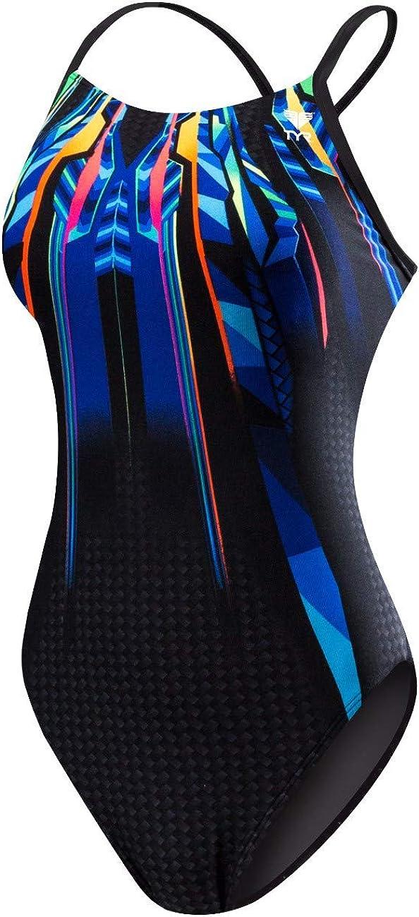 TYR Sport 5 ☆ very popular Women's Bravos Diamondfit Swimsuit Selling rankings
