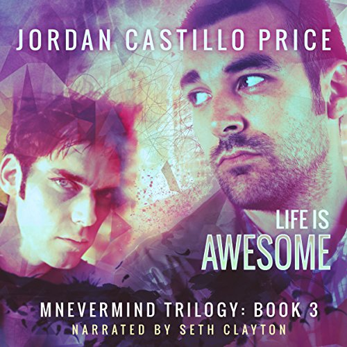 Life Is Awesome audiobook cover art