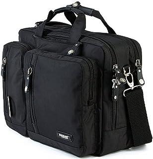 NUMANNI 3wayビジネスバッグ (リュック 手提げ ショルダー) PW356 ブラック
