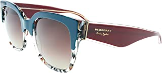 Burberry Cat Eye Sunglasses For Women, Brown - BE4271 3731E2 56