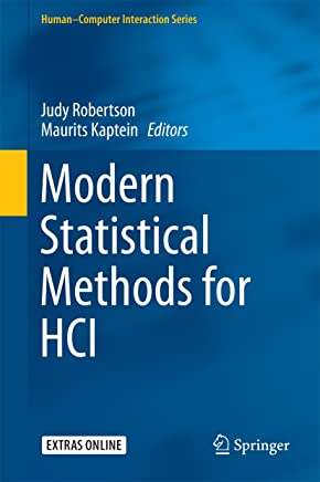 Modern Statistical Methods for HCI (Human–Computer Interaction Series) (English Edition)