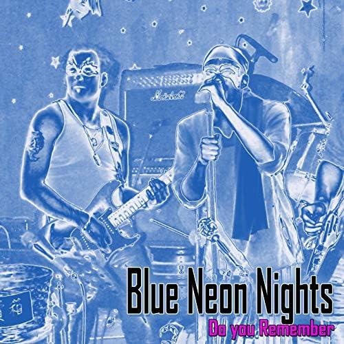 Blue Neon Nights