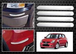Vheelocityin 85911 Chrome Car Bumper Guard Protector for All Cars