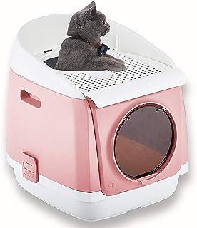 Tomcat Litter Box, Pink (2018CATFC02)