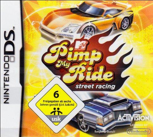 Vivendi  Pimp My Ride: Euro Street Racing (DS)