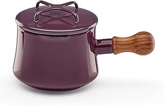 Dansk Kobenstyle Plum 1 Qt. Saucepan, 2.40 LB, Purple