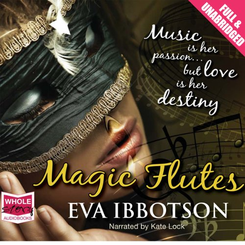 Magic Flutes audiobook cover art