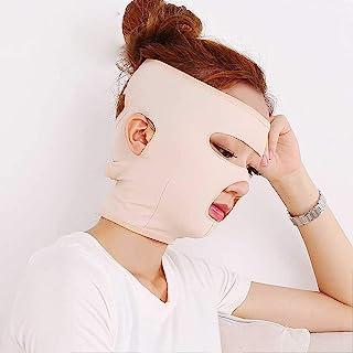 Facial Slimming Mask, Double Chin Cheek Band Slimming Bandages Facial Double Chin Care Gewichtsverlies Gezichtsgordels voo...