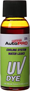 InterDynamics Certified AC Pro Car Air Conditioner Leak Detector Dye, UV Dye for Cars and..