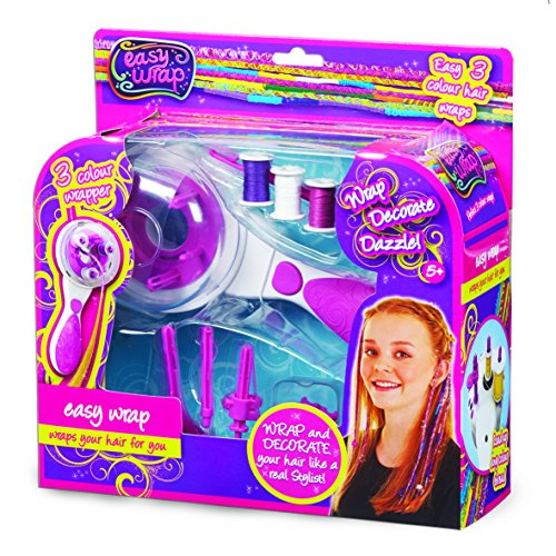 Easy Spa- Easy Wrap Craft Set, Multicolor (Character Options 6784)