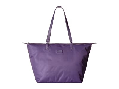 Lipault Paris Lady Plume Tote Bag M (Light Plum) Bags