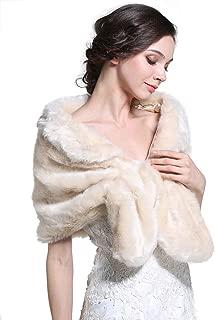 Handcess Damen Umschlagtuch Grau grau Einheitsgröße