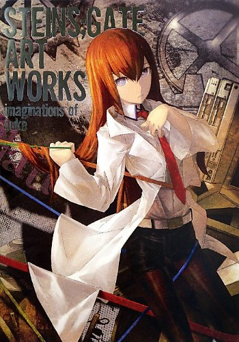 Steins: Gate Art Works Imaginations of...