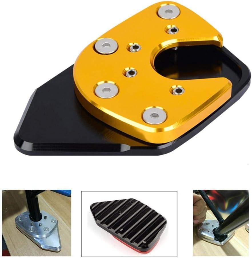 Motorrad Seitenständer Extension Pad Kickstand Pad für Honda CB250R//