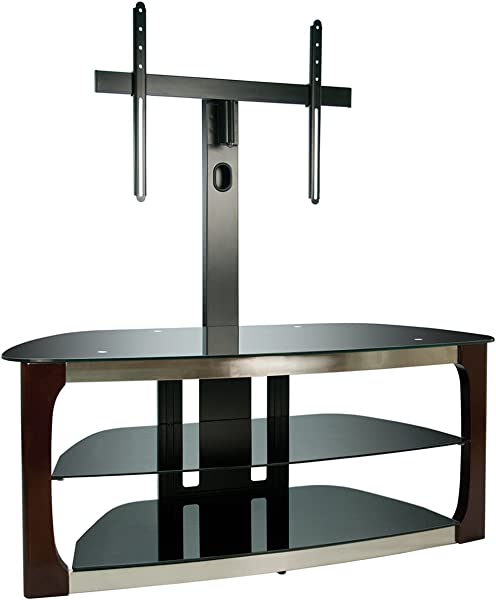 Bell O TPC2133 Triple Play 52 TV Stand For TVs Up To 60 Dark Espresso