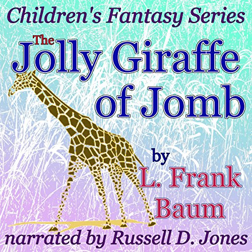 The Jolly Giraffe of Jomb Titelbild