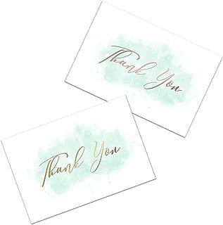 wedding thank you card inserts