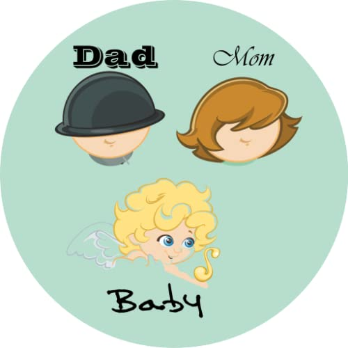 Mom Dad Baby TTT