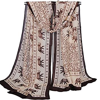 elephant scarfs for women