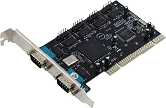 SEDNA - PCI 6 Port Serial RS232 Adapter Card