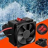 Luyao Calentador de Agua Universal para automóvil 12V Calentador para automóvil