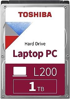 Toshiba L200 Unidad de Disco Duro 1000GB Serial ATA III Disco Duro Interno L200, 2.5