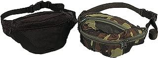 rothco black fanny pack