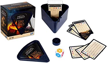 Winning Moves Australia Lord of The Rings Trivial Pursuit