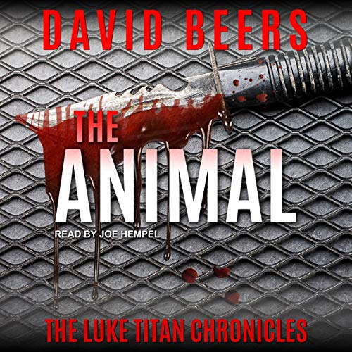 The Animal audiobook cover art