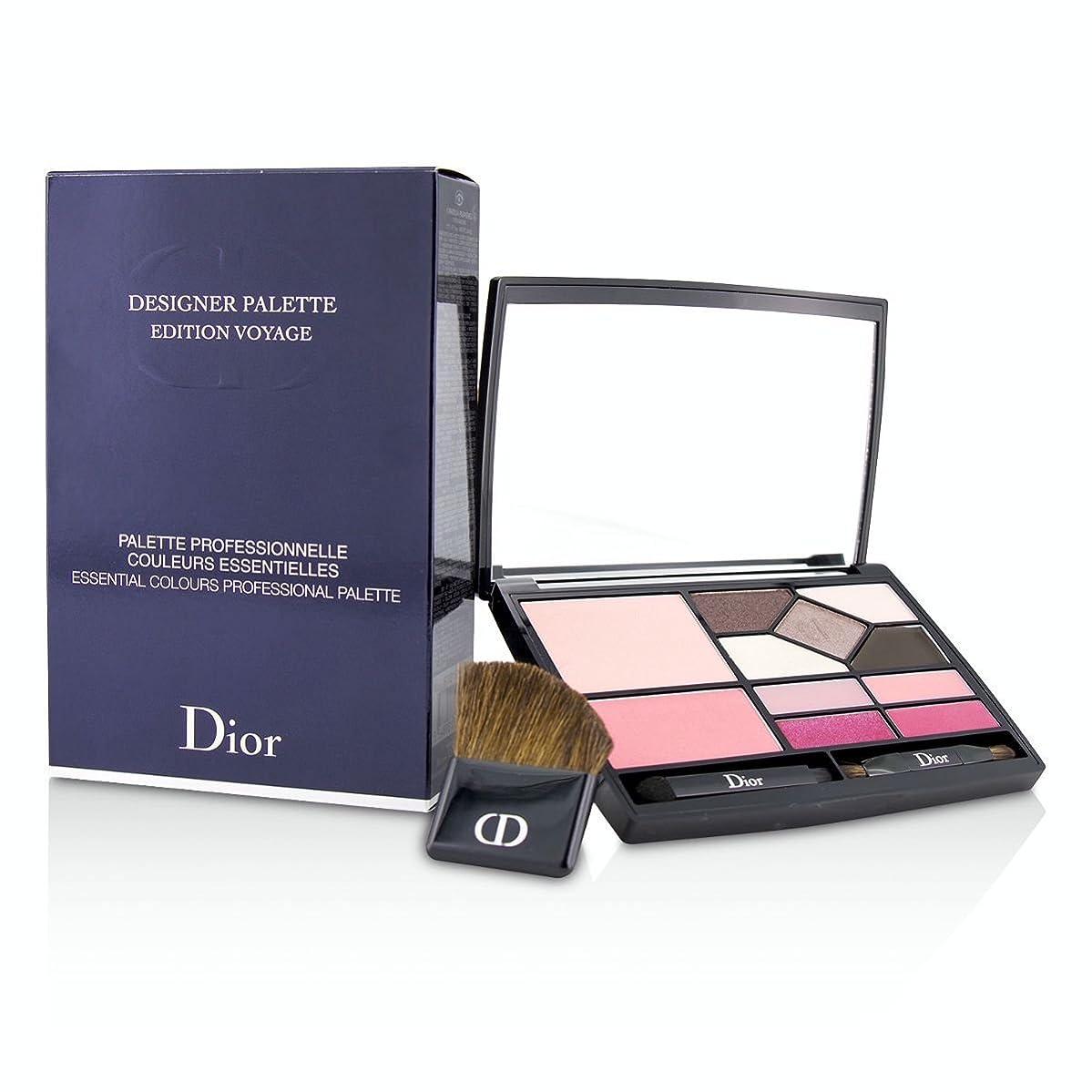 割合支給透ける[Christian Dior] Designer Palette Edition Voyage (Harmony Rose) 17.7g/0.59oz