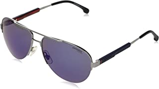 Kính mắt cao cấp nam – Sunglasses Carrera 8030 /S 0R81 Matte Ruthenium/XT blue sky miror lens