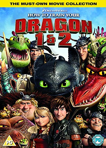 How To Train Your Dragon   How To Train Your Dragon 2 (2 Dvd) [Edizione: Regno Unito] [Edizione: Regno Unito]