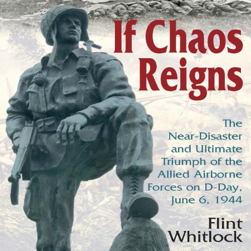 If Chaos Reigns audiobook cover art