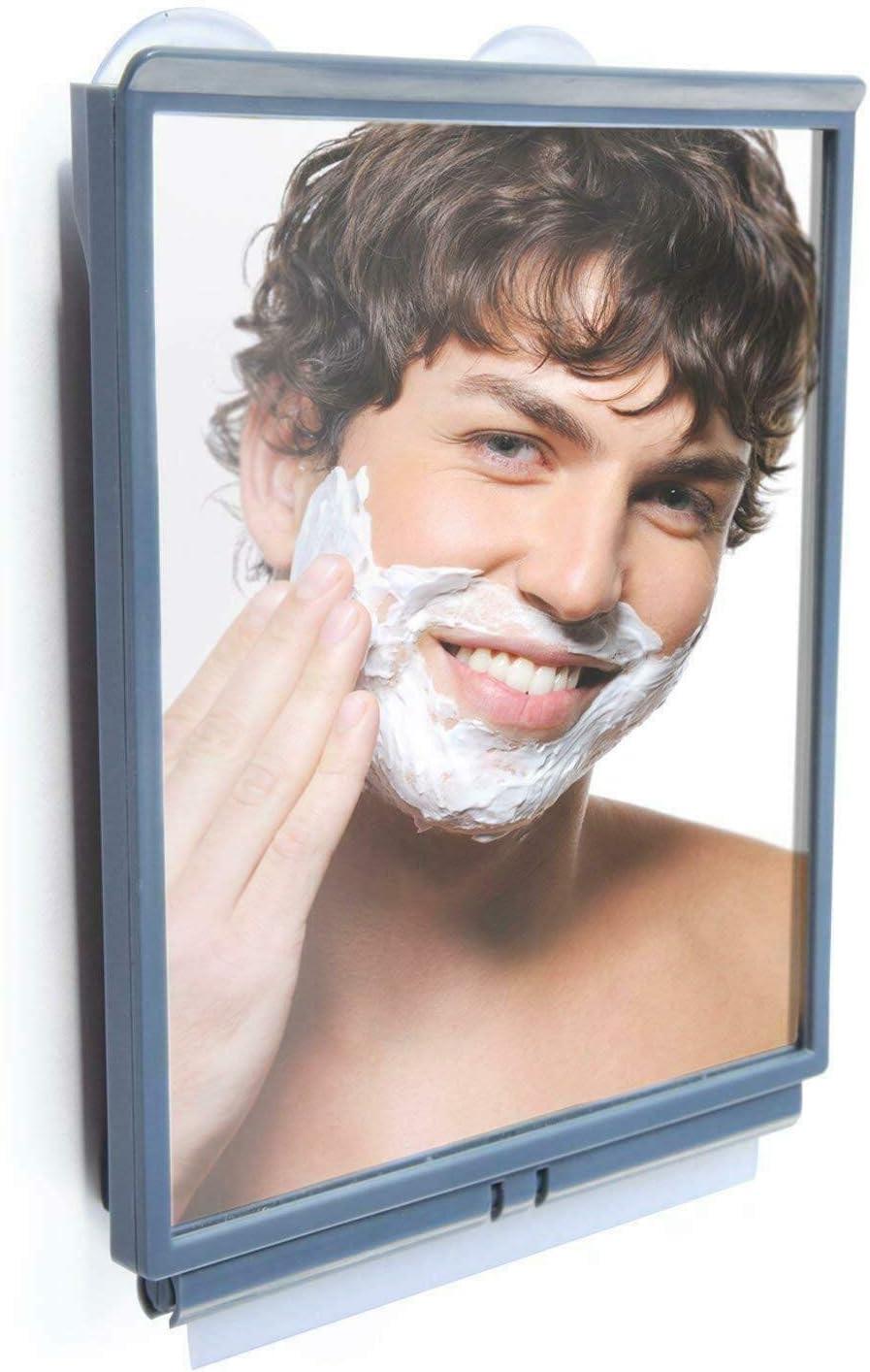Cheap mail order shopping Travel Dorm Fogless Shower Shaving Seasonal Wrap Introduction Mirror Ba for Bathroom